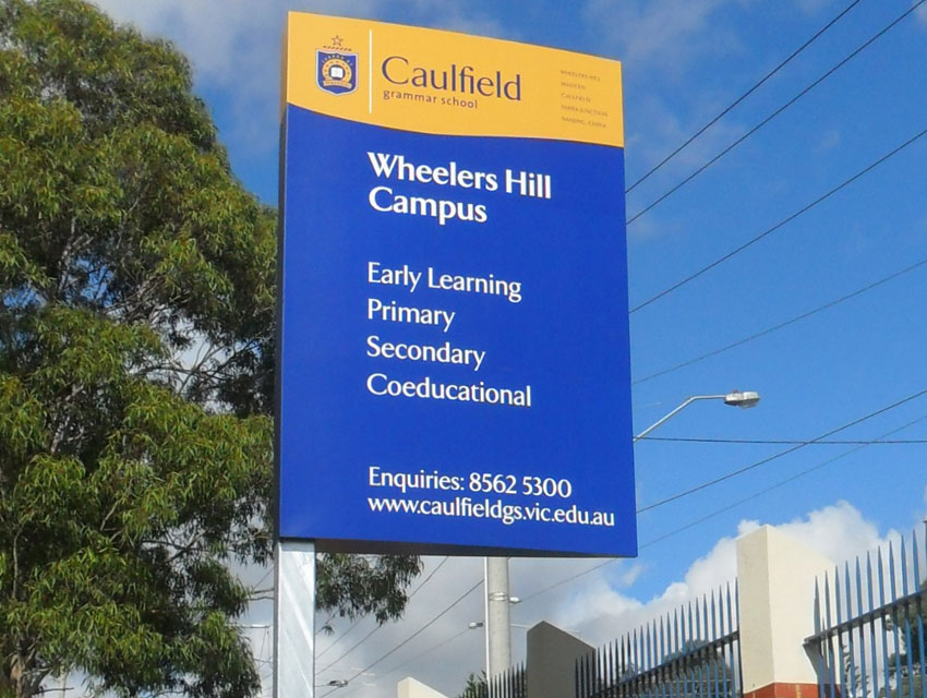 caulfield-grammar